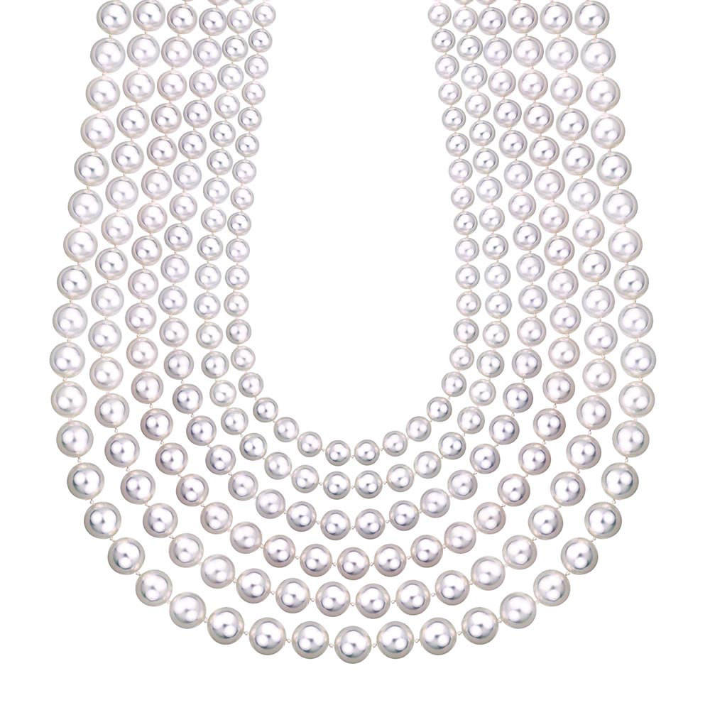 Cultured Pearl Necklace