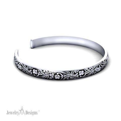 Customized Gold Bracelet