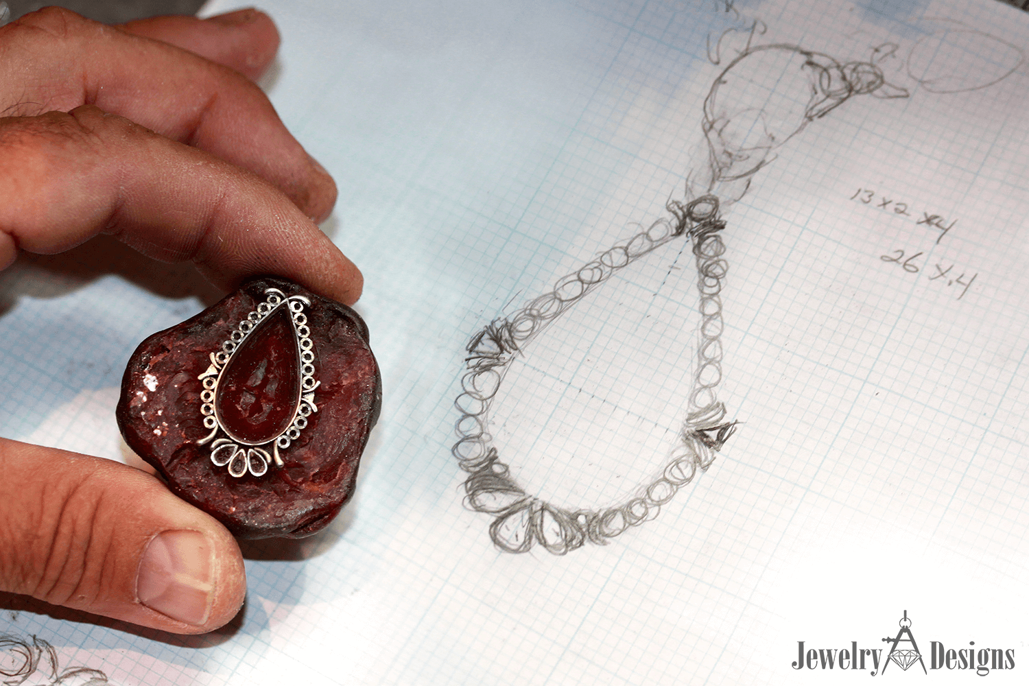 Designing Jewelry Jewelry Making Process