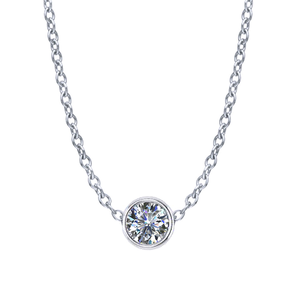 simple il necklace solitaire cz solitare zoom listing silver fullxfull diamond