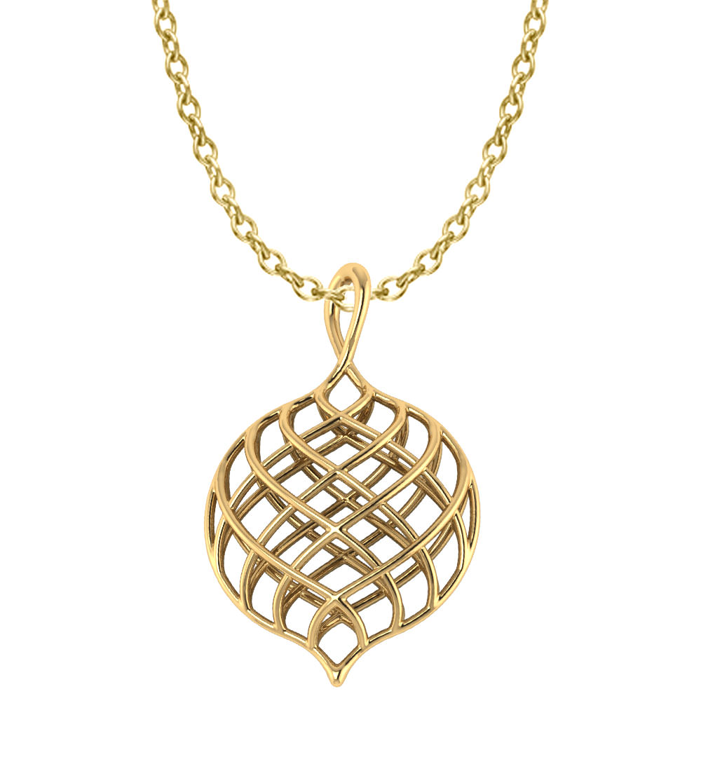 Gold Necklace | Jewelry Designs