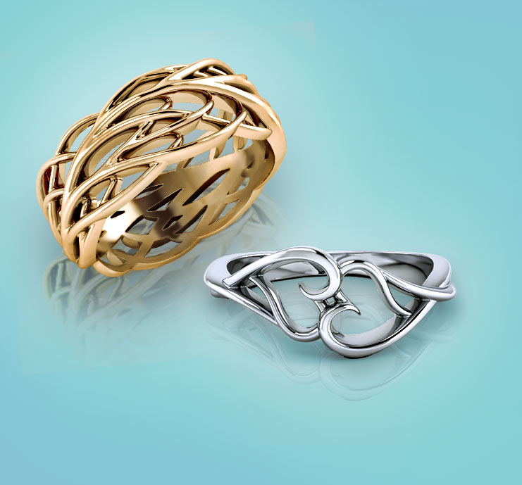 Browse Gold Rings