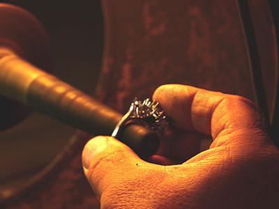 Gemstone Eternity Rings