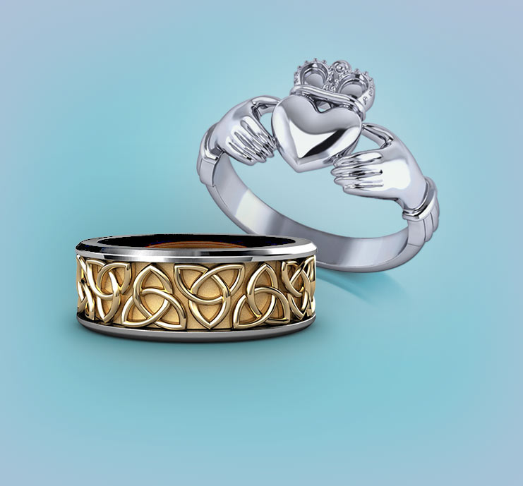 Browse Irish Rings