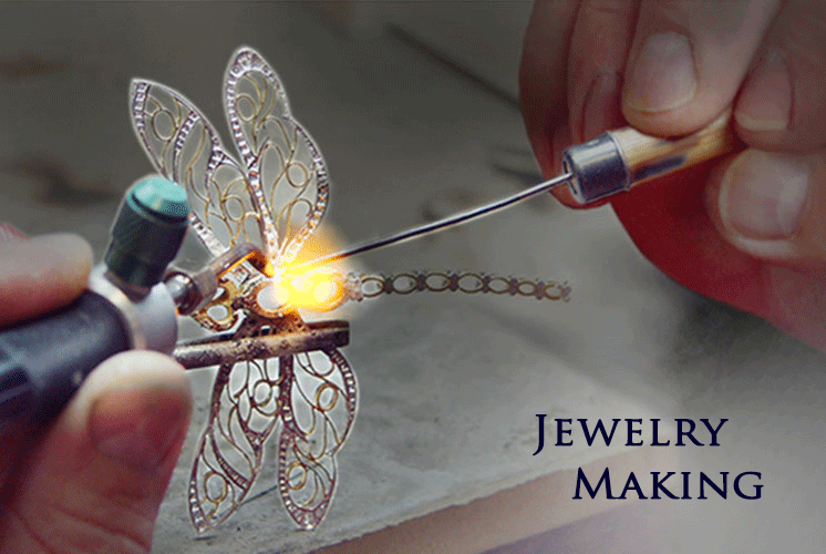 Jewelry Making The Process Of Making Jewelry