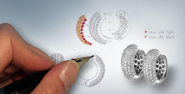 jewelry mold making machine