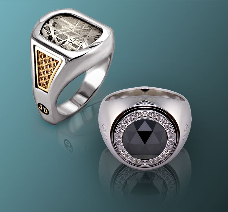Browse Men's Rings