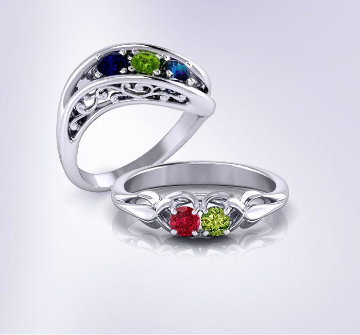 Browse Mothers Rings