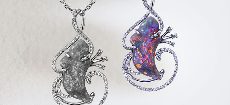 Design Your Own Opal Jewelry