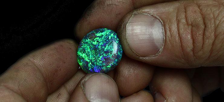 Custom Opal Rings