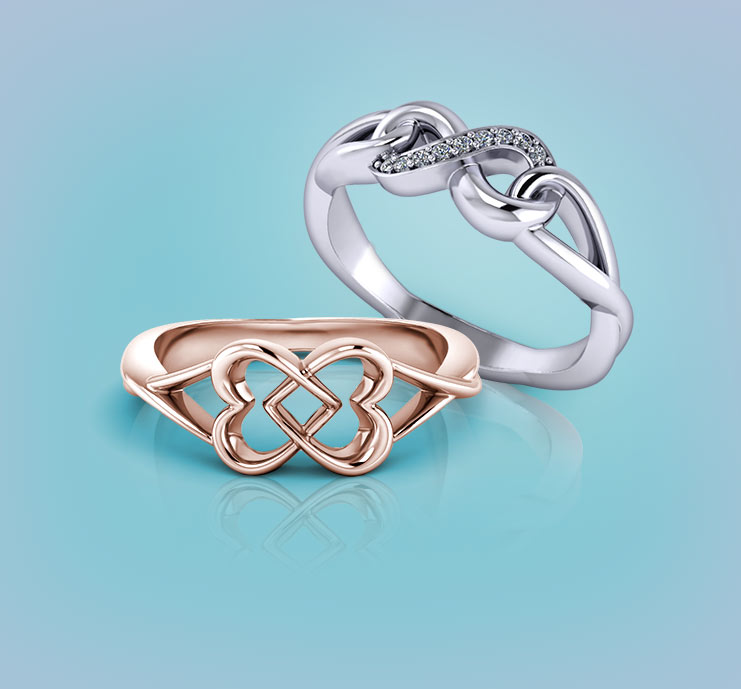 Browse Promise Rings