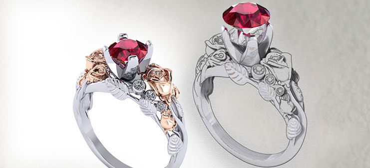 Design Your Own Ruby Jewelry