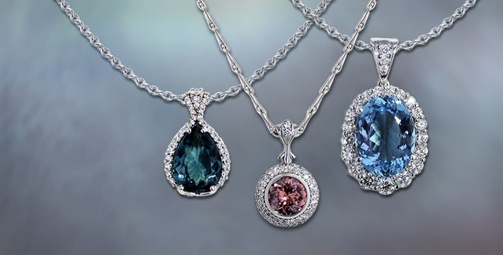 See All Gemstone Necklaces
