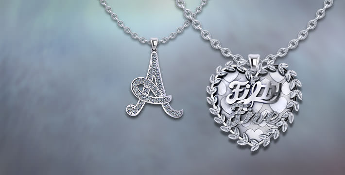 See Our Personalized Necklaces