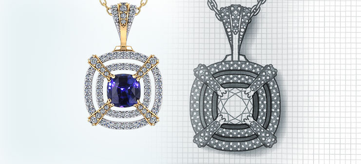 Design Your Own Sapphire Jewelry