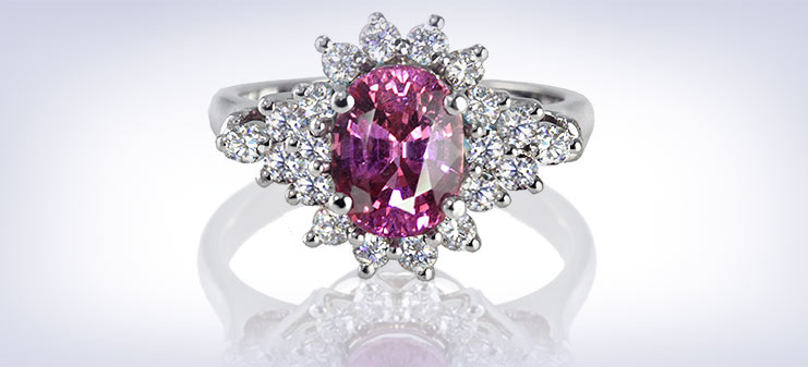 Custom Sapphire Rings