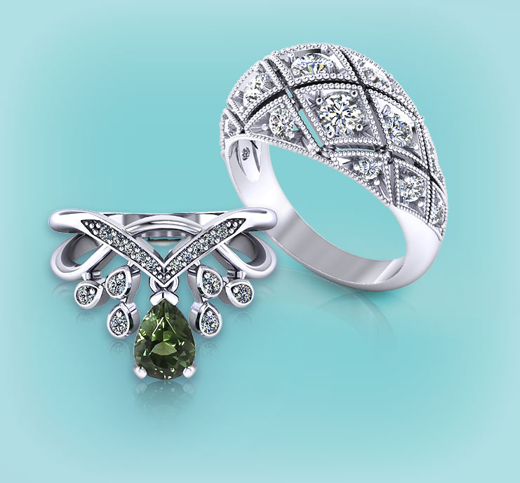 Browse Womens Rings
